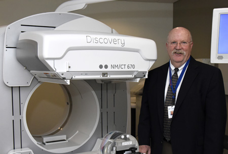 Radiology and beyond: A profile of radiology chair Barry McCook, MD