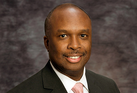 Dr. Leon Haley named <br/>UF COMJ dean